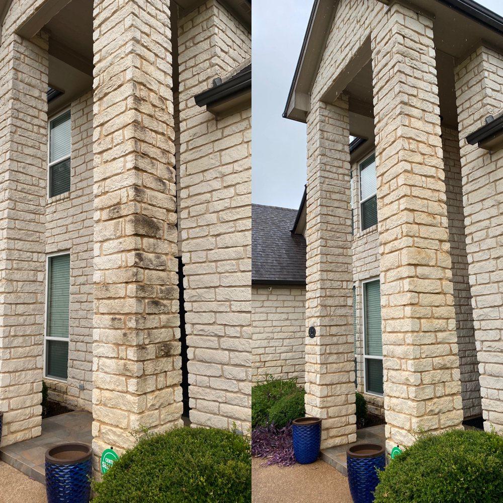 Grellmann Pressure Washing: 109 W Hillcrest St, Keene, TX