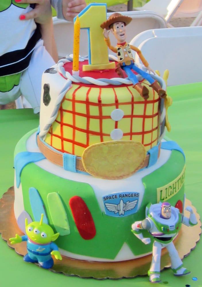 Toy Story Cake Food City