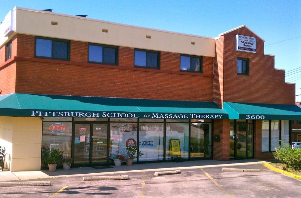 Pittsburgh School Of Massage Therapy Massage Schools 3600