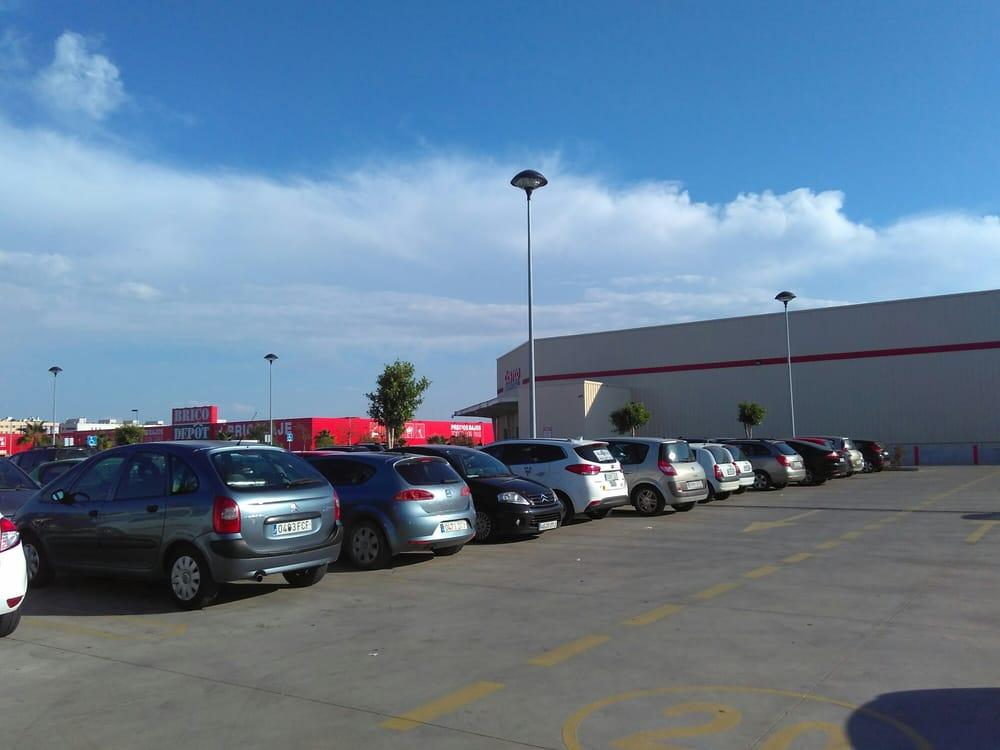 Parking yelp - Costco wholesale sevilla ...