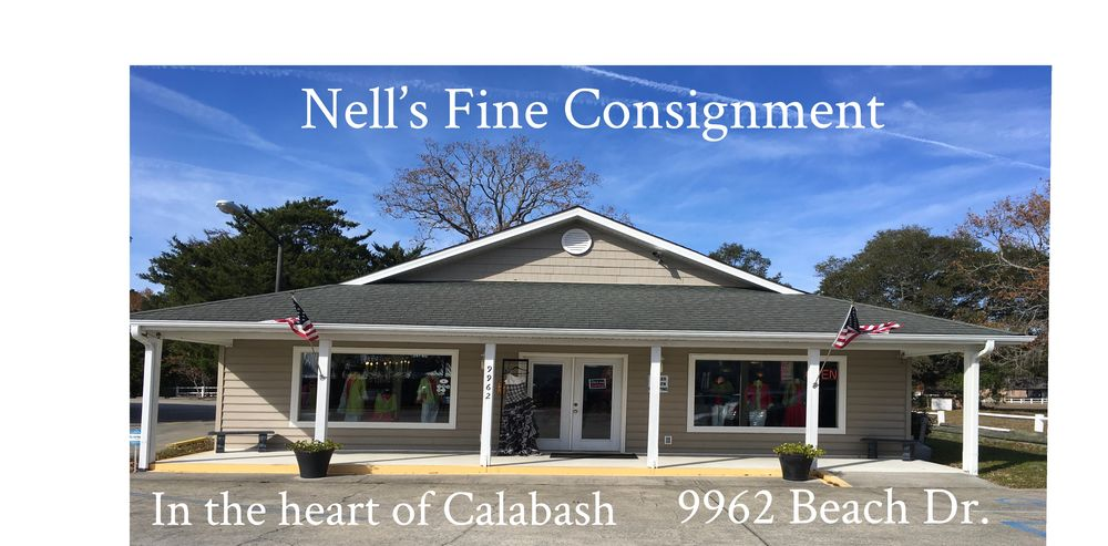 Nell's Fine Consignment: 10152 Beach Dr SW, Calabash, NC