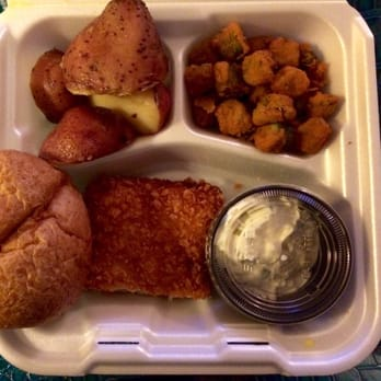 Luby s 22 photos 47 reviews american traditional for Lubys fried fish