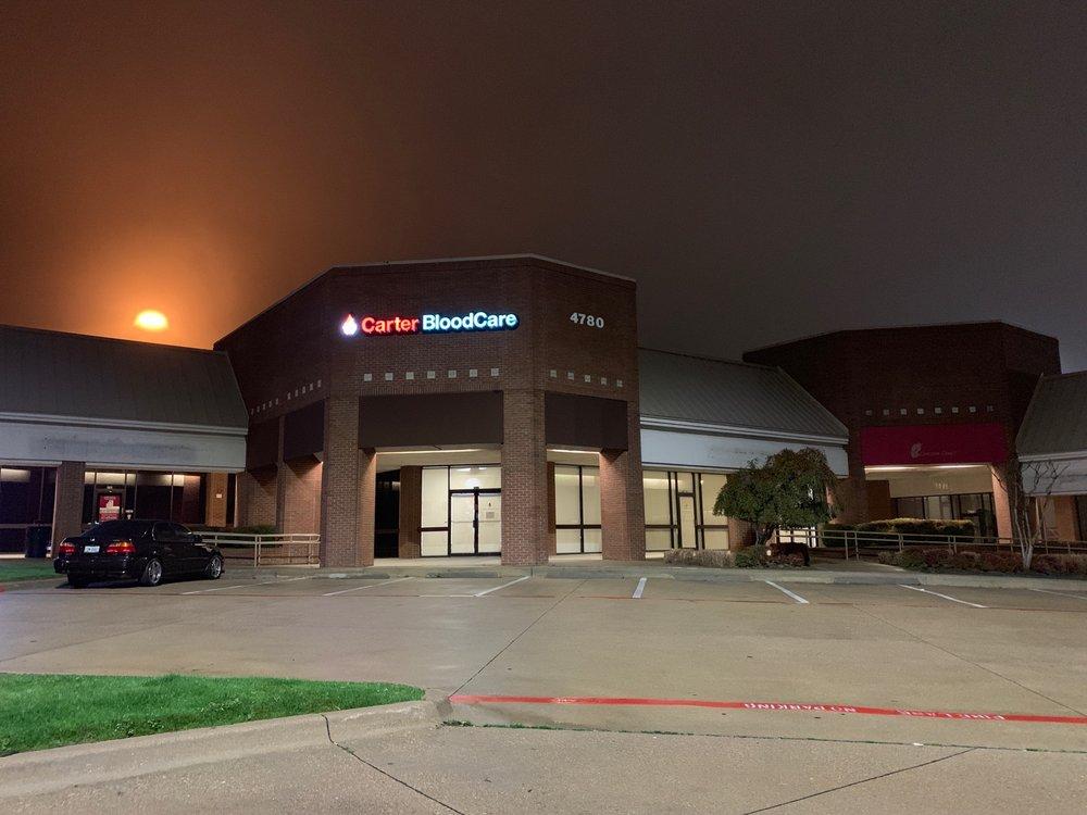 Carter Bloodcare: 4780 Little Rd, Arlington, TX