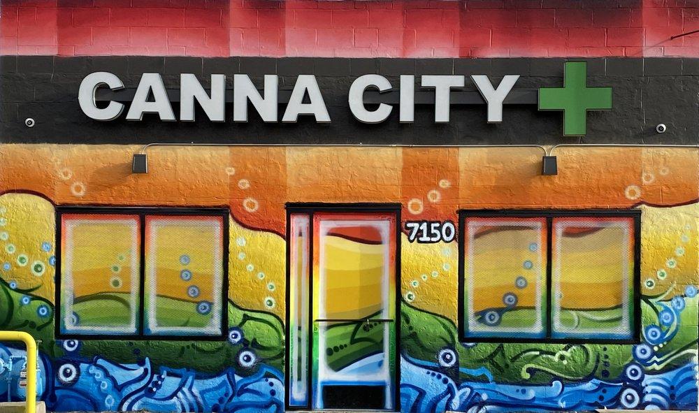 Canna City Dispensary: 7150 Eudora Dr, Commerce City, CO