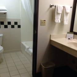 Photo Of Americinn Motel Suites Stuart Ia United States Clean Bathroom