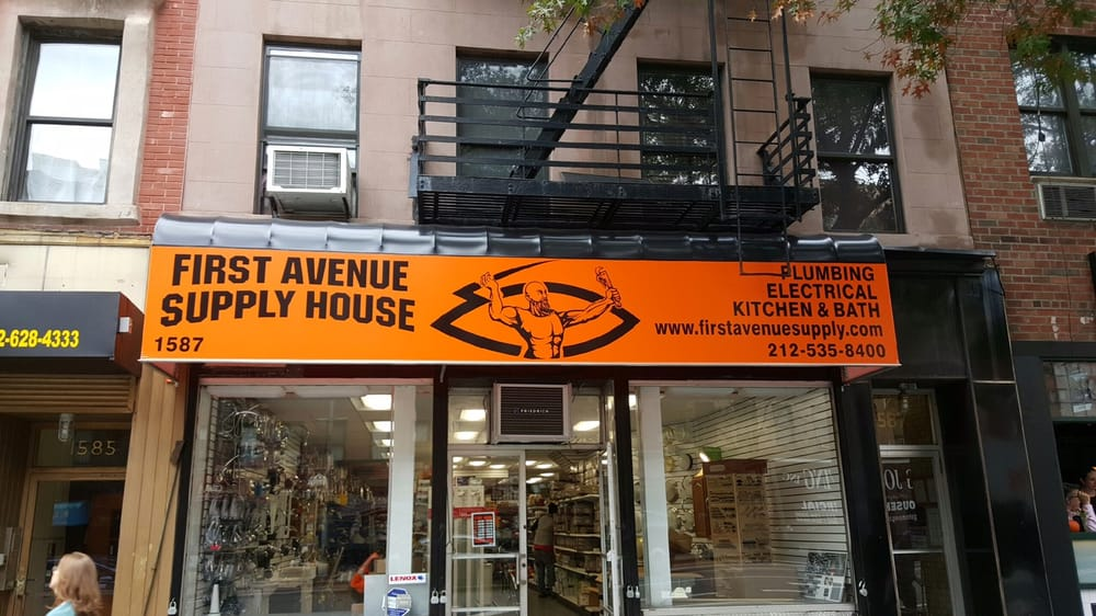 First Avenue Supply House   20 Photos   Hardware Stores   1587 1st Ave,  Yorkville, New York, NY   Phone Number   Yelp
