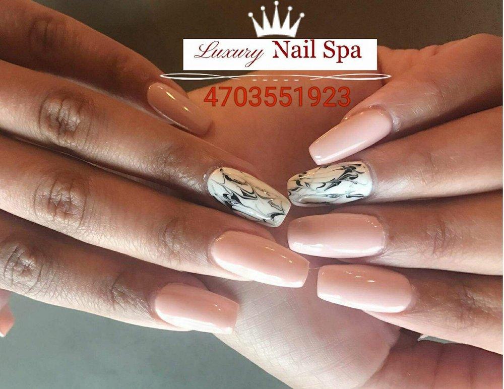 Luxury Nail Spa: 2641 N Decatur Rd, Decatur, GA