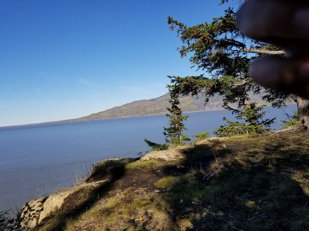 Gull Rock Trail: Hope Hwy, Hope, AK