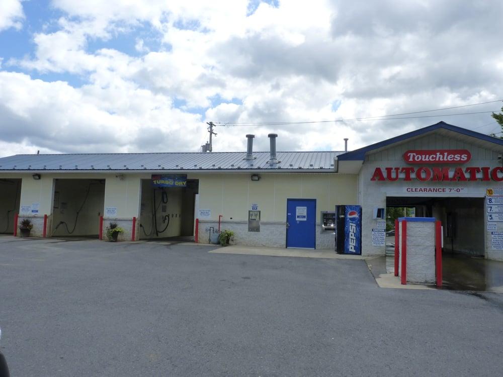 Bald Eagle Car and Pet Wash: 320 E Bald Eagle St, Lock Haven, PA
