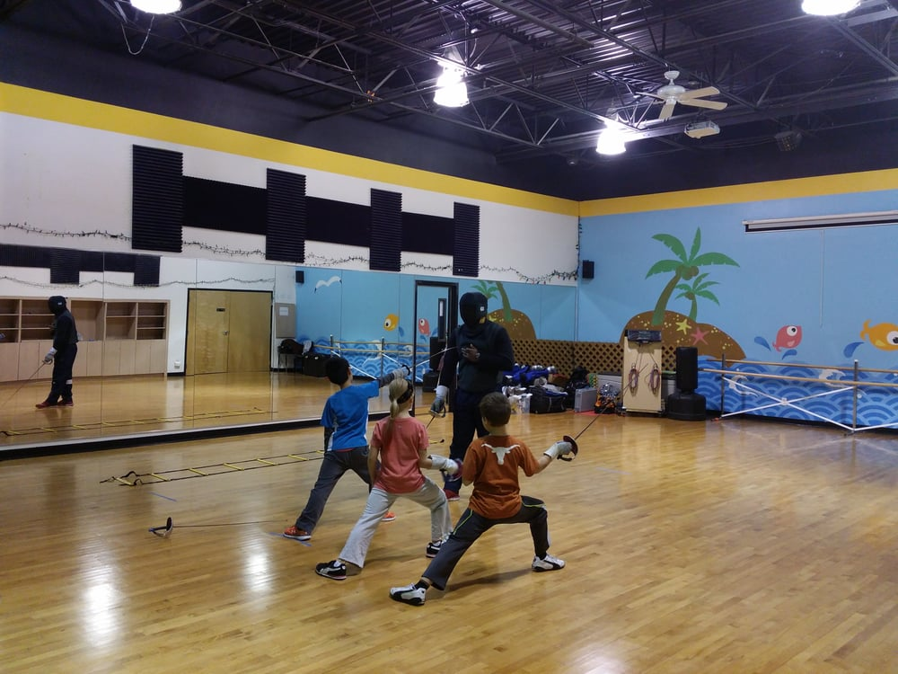 Kairos Fencing Academy Fencing Clubs 4100 Legacy Dr