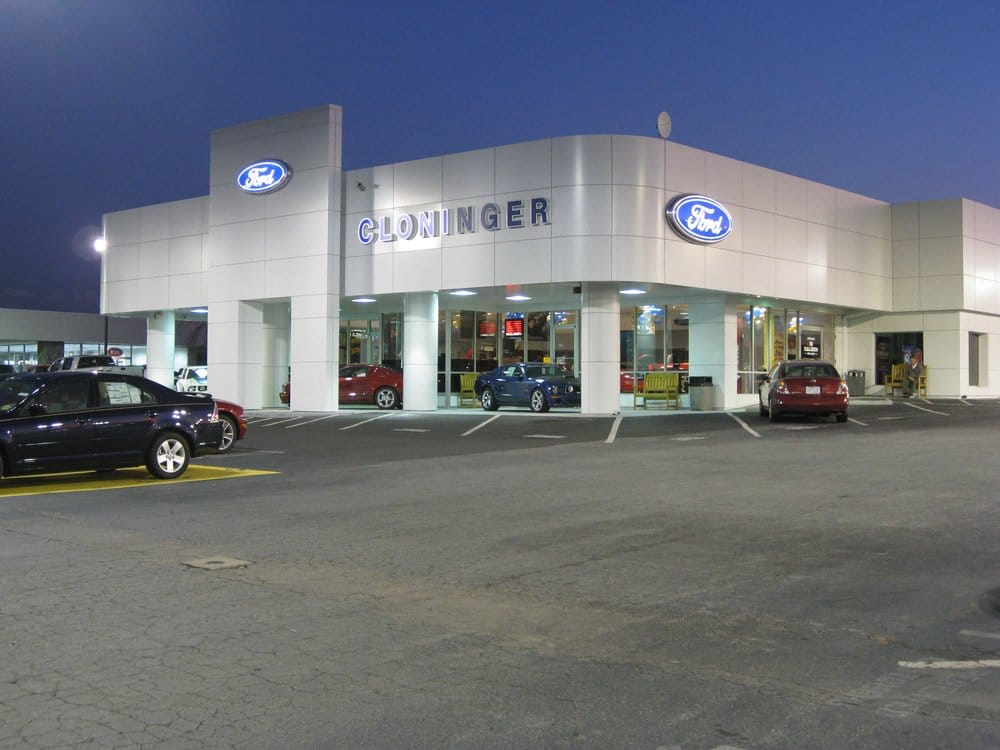 cloninger ford car dealers 511 jake alexander blvd s salisbury nc phone number yelp. Black Bedroom Furniture Sets. Home Design Ideas