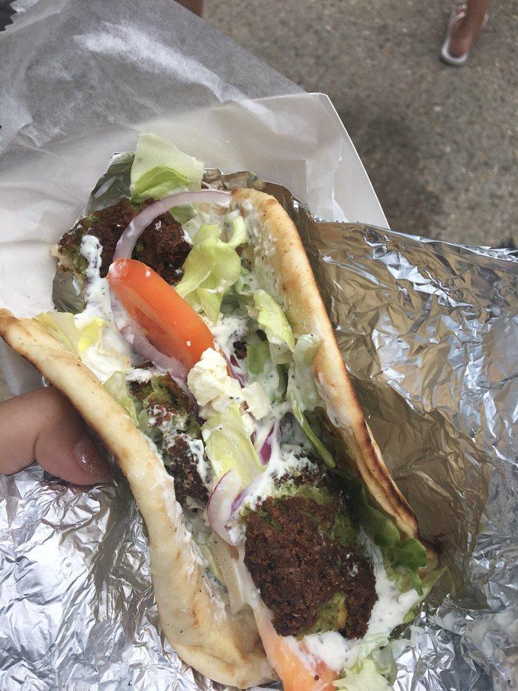 DC Greek Food Truck: Washington, DC, DC