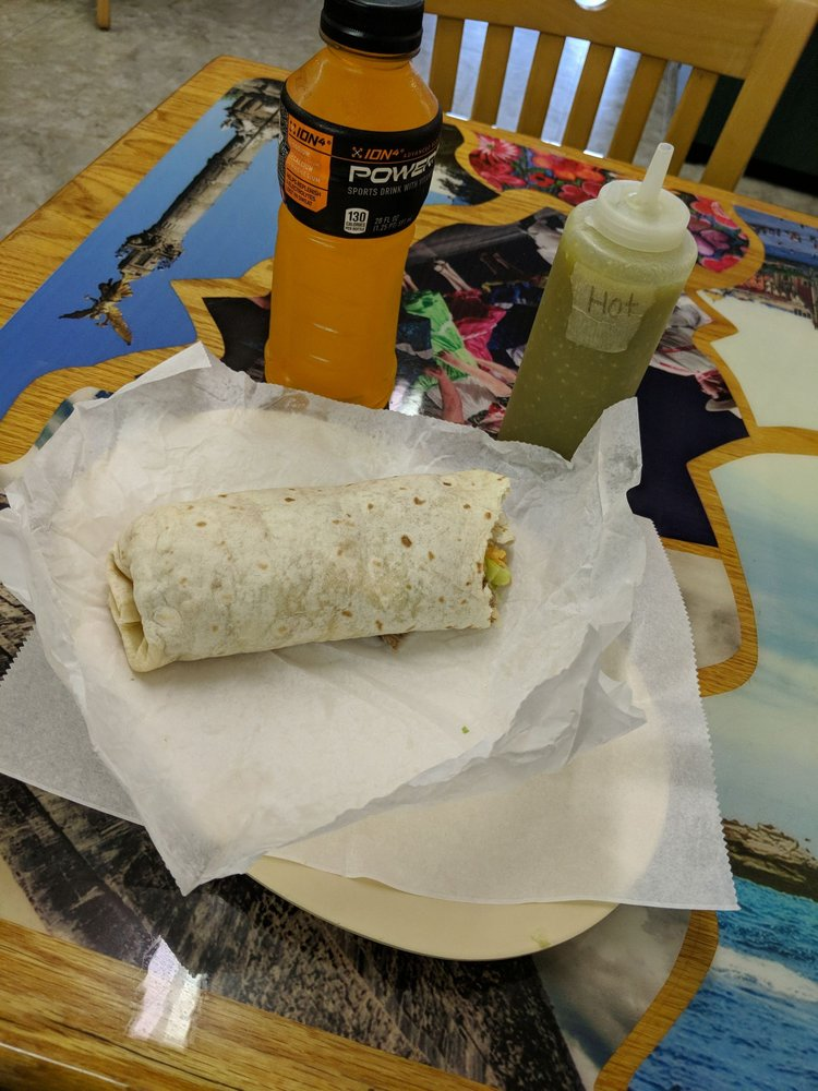 Taco's Nacho's: 224 S Main St, Bryan, OH