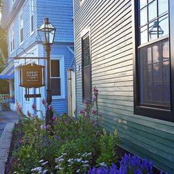 Photo Of Great Island Inn New Castle Nh United States Ga Signage