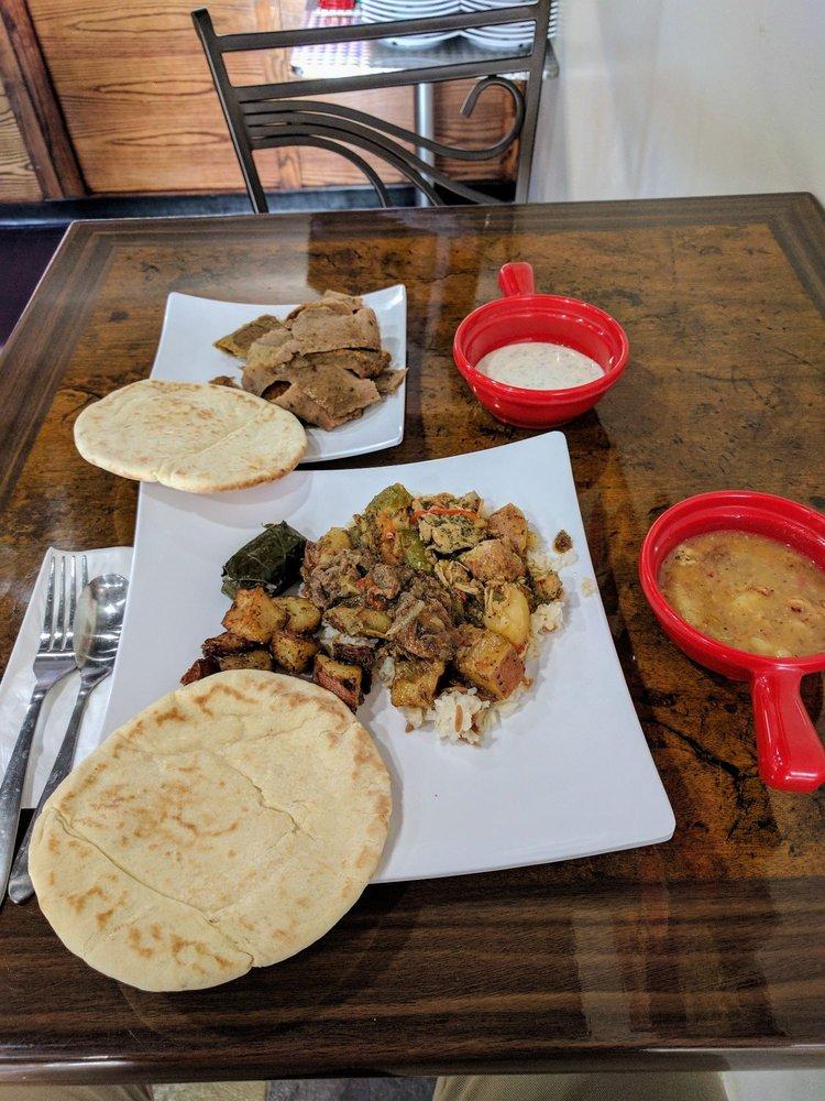 Sofra Kebab House: 910 W Parker Rd, Plano, TX