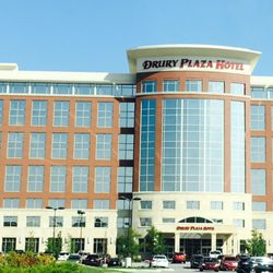 Photo Of Drury Plaza Hotel Indianapolis Carmel In United States Outside