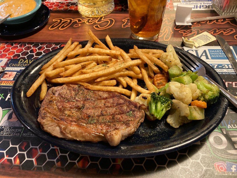 Santa Fe Southwest Grill: 1635 Elk St, Rock Springs, WY