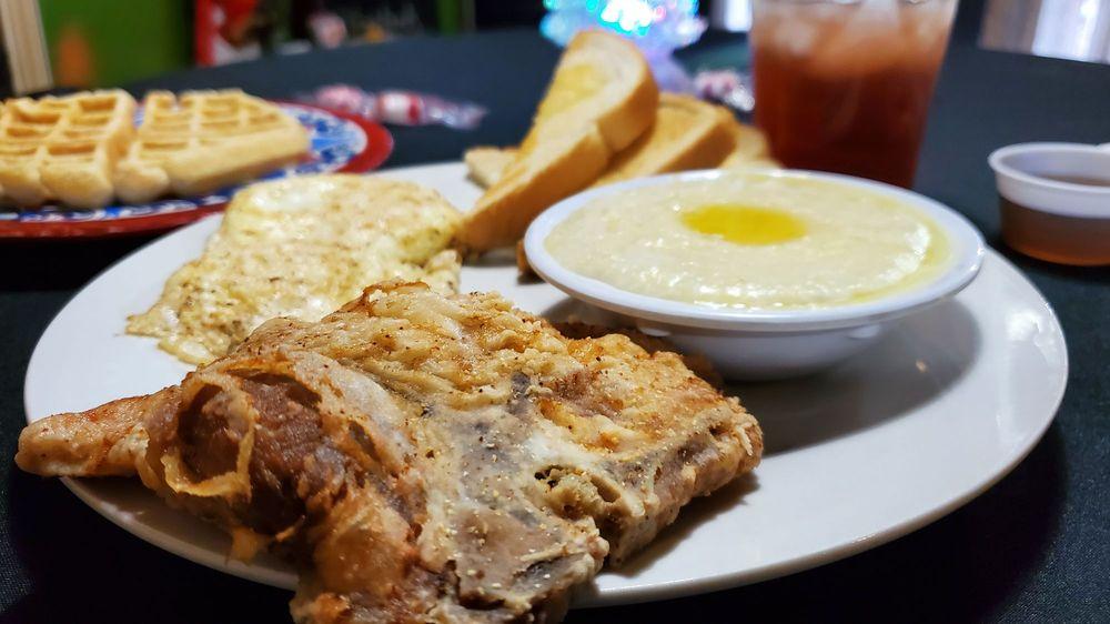 The Cookbook Restaurant: 1827 N Pearl St, Jacksonville, FL