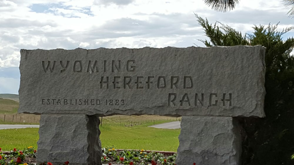 Wyoming Hereford Ranch: 1101 Hereford Ranch Rd, Cheyenne, WY