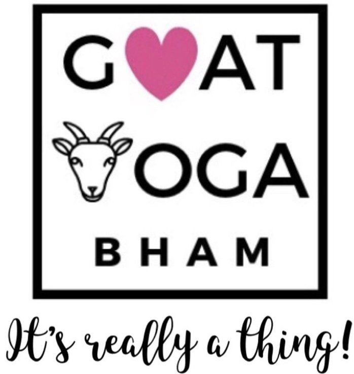 Goat Yoga Bham: 1441 Hwy 277, Helena, AL