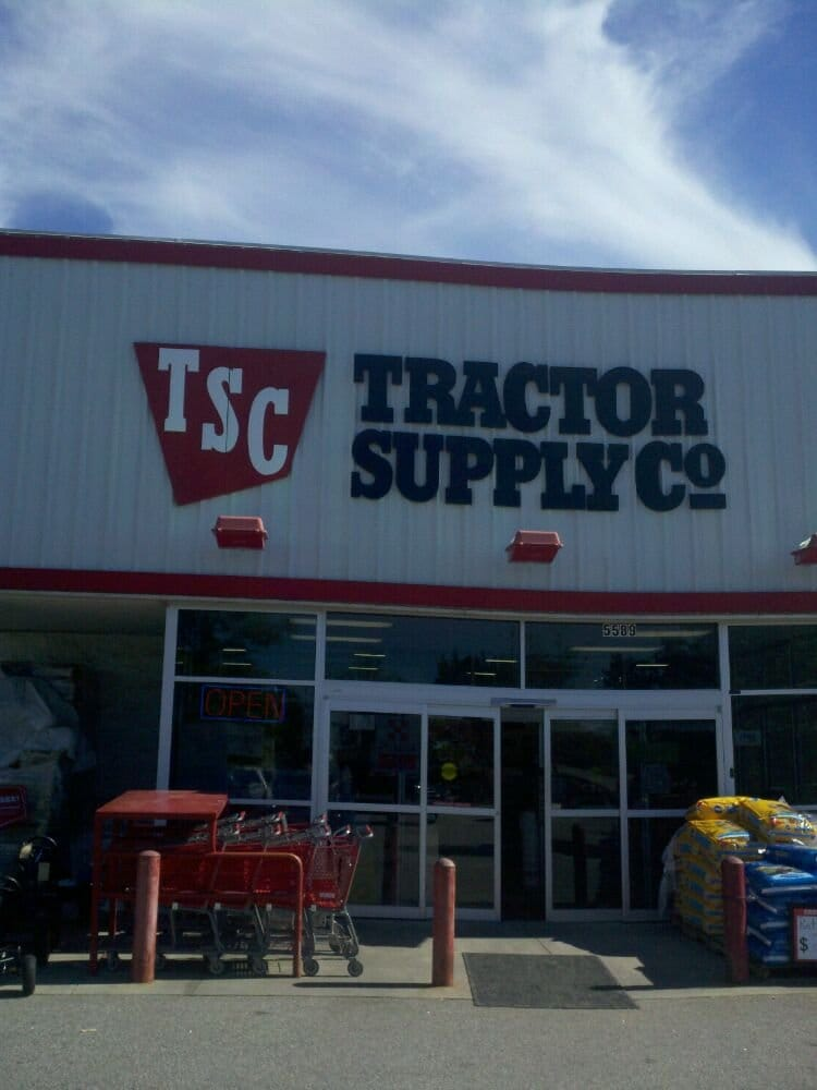 Tractor Supply: 5589 Sunset Blvd, Lexington, SC