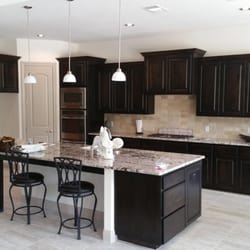 Photo Of JB Murphy Custom Cabinets   Florence, TX, United States. Dark  Stained