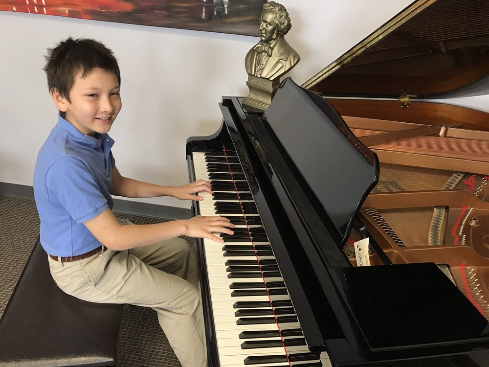 Jensen's Yamaha Music School