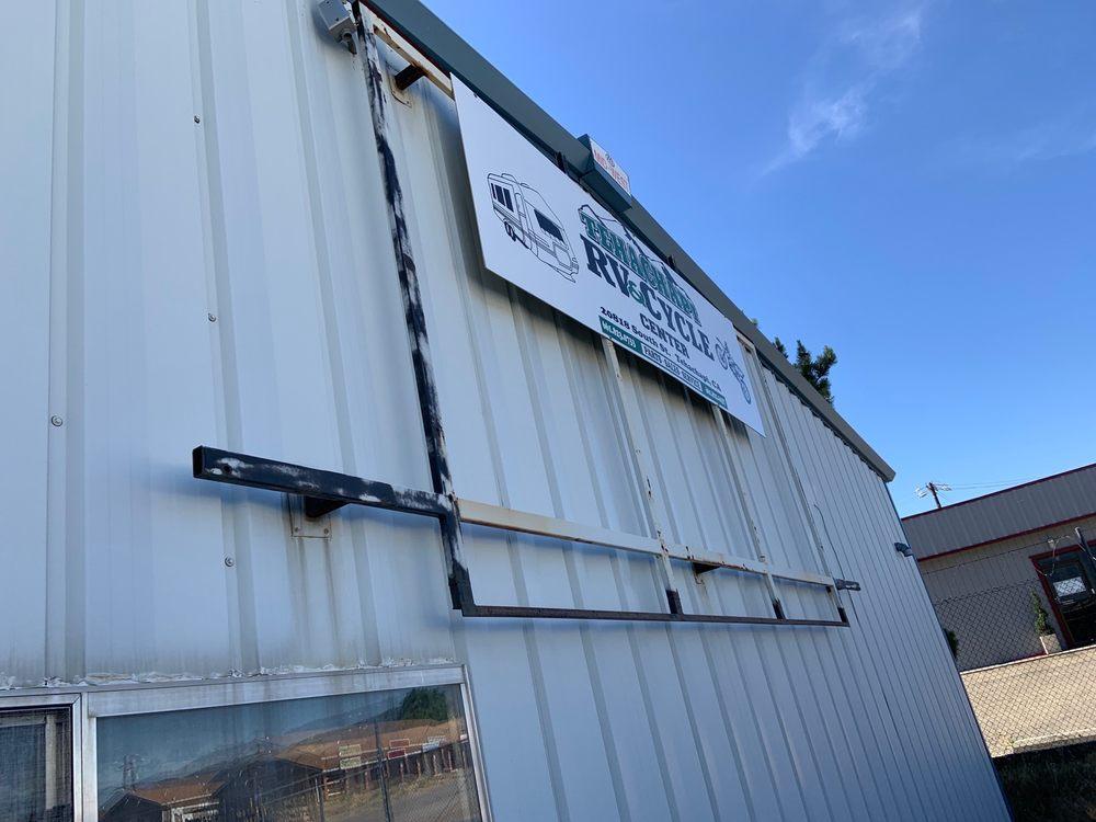 Tehachapi RV & Cycle: 20818 S St, Tehachapi, CA