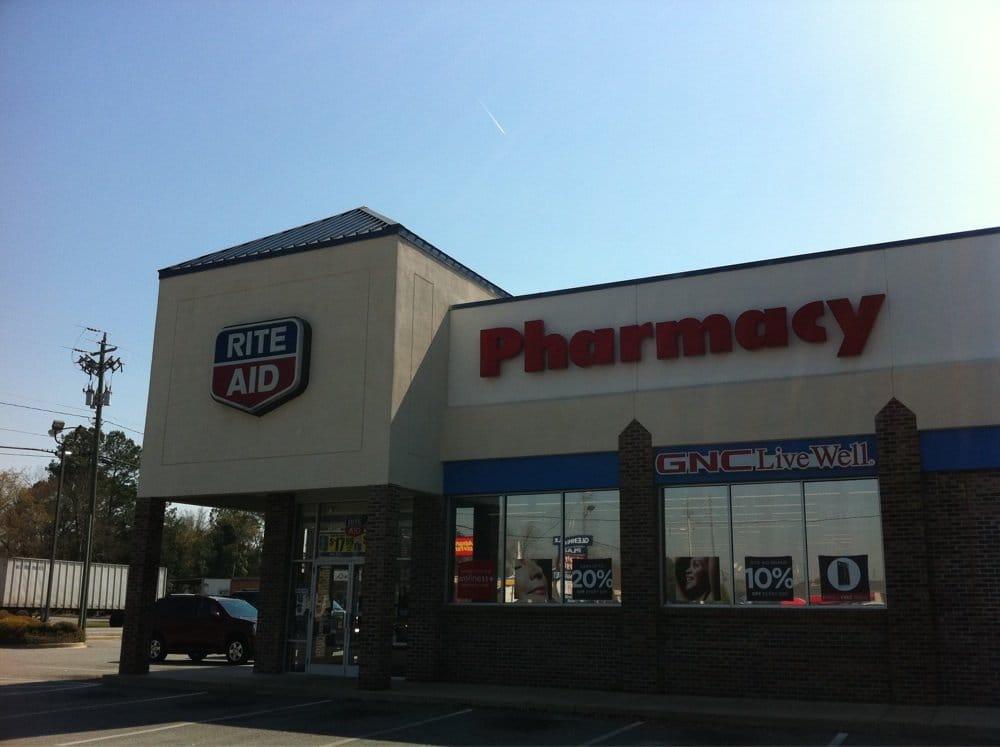 Rite Aid: 402 S Downing Musgrove, Glennville, GA