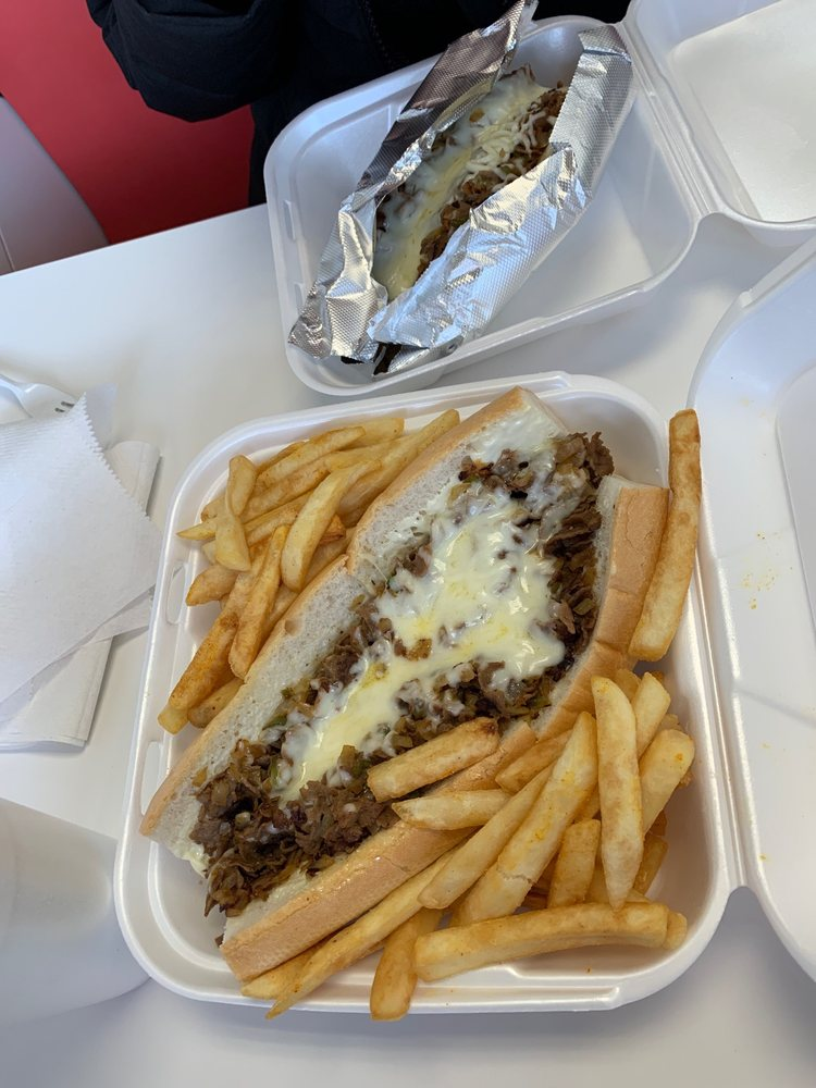 Sal's Famous Cheesesteaks: 8025 W 79th St, Justice, IL