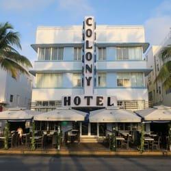 Photo Of Colony Hotel Miami Beach Fl United States