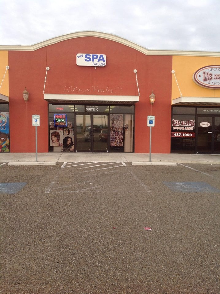 The Spa Salon: 307 N Fm 3167, Rio Grande City, TX