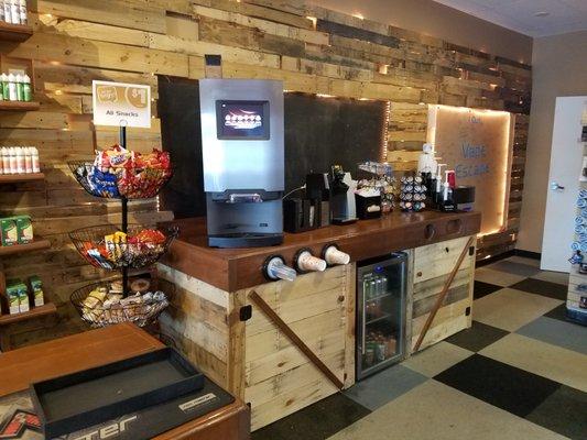 Podz Cloudz and Coffee 35672 Warren Rd Westland, MI - MapQuest