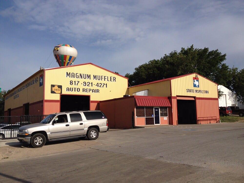 Magnum Muffler Auto Repair