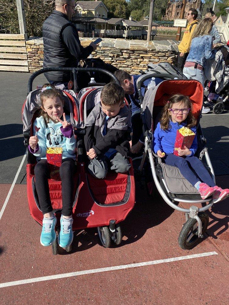Kingdom Strollers: Winter Garden, FL