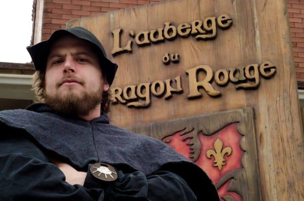 L'Auberge Du Dragon Rouge