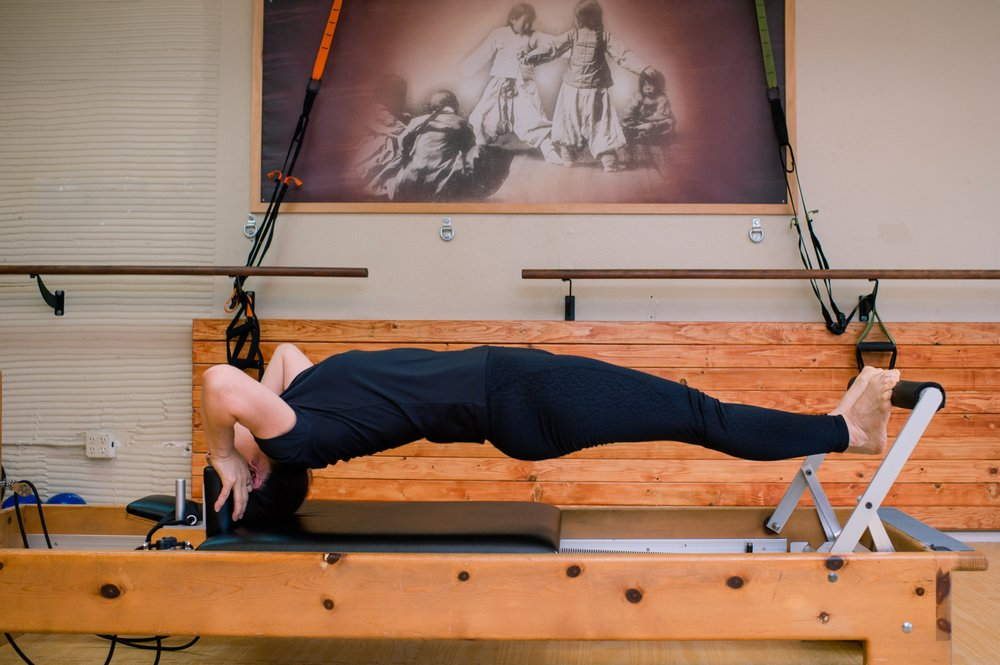 Grace Bhan Pilates: 2908 1/2 Foothill Blvd, La Crescenta-Montrose, CA
