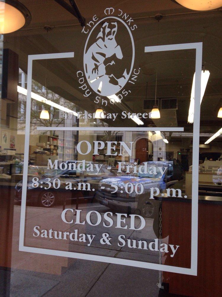 The Monk's Copy Shop