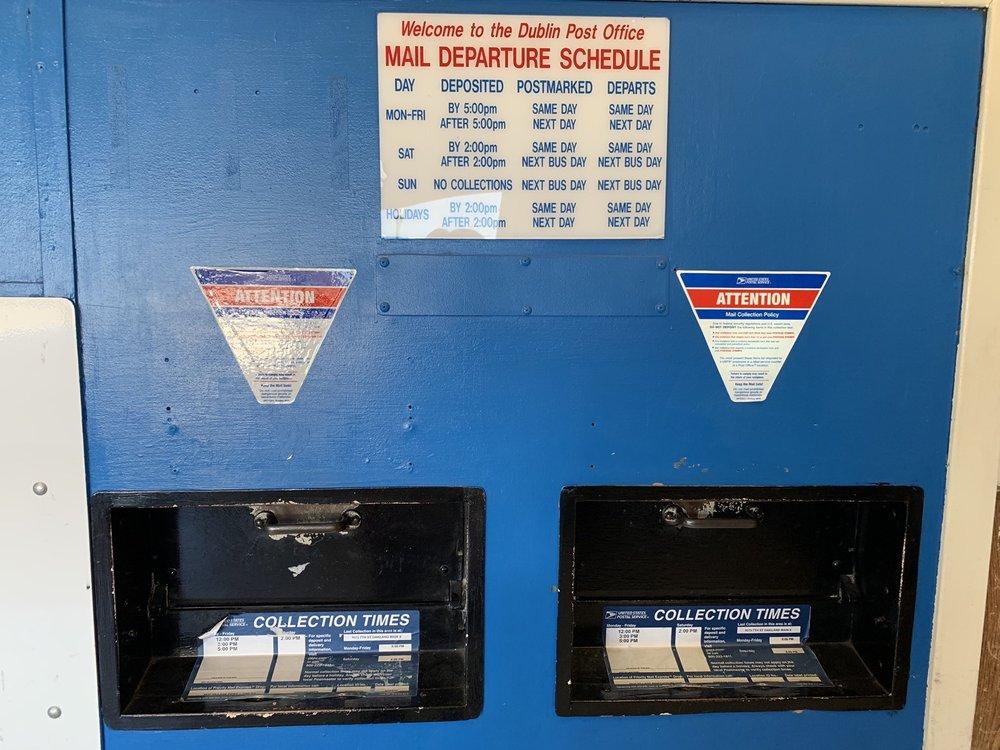 US Post Office: 6937 Village Pkwy, Dublin, CA