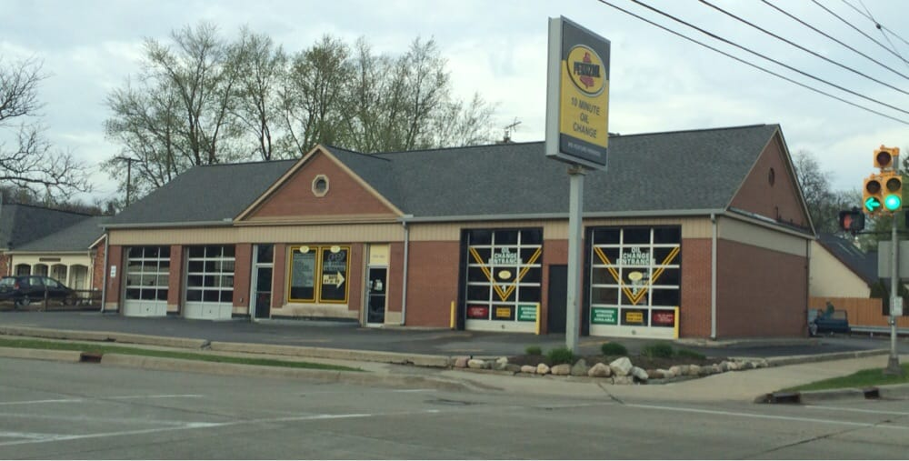 Pennzoil 10 Minute Oil Change: 880 W 14 Mile Rd, Birmingham, MI