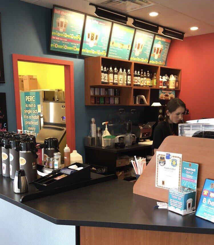 BIGGBY COFFEE: 224 East Chisholm Street, Alpena, MI