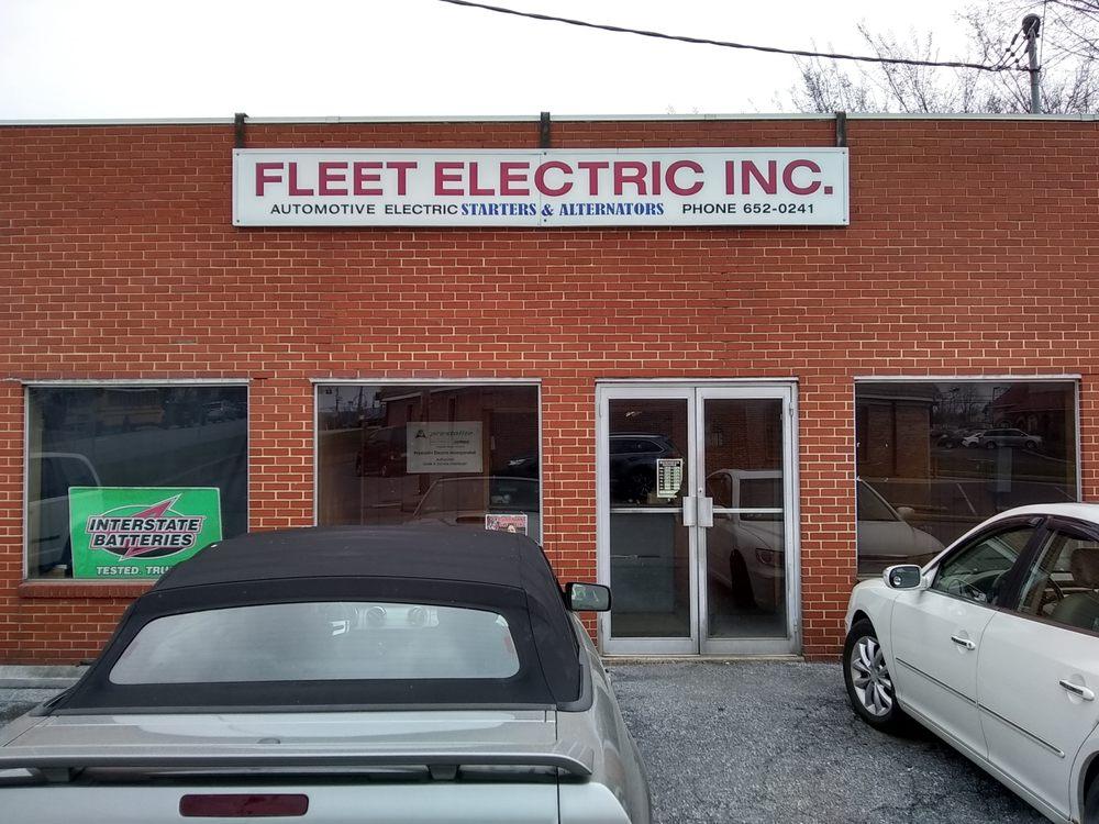 Fleet Electric Auto Repair 100 Prince St Harrisburg Pa Phone Number Yelp