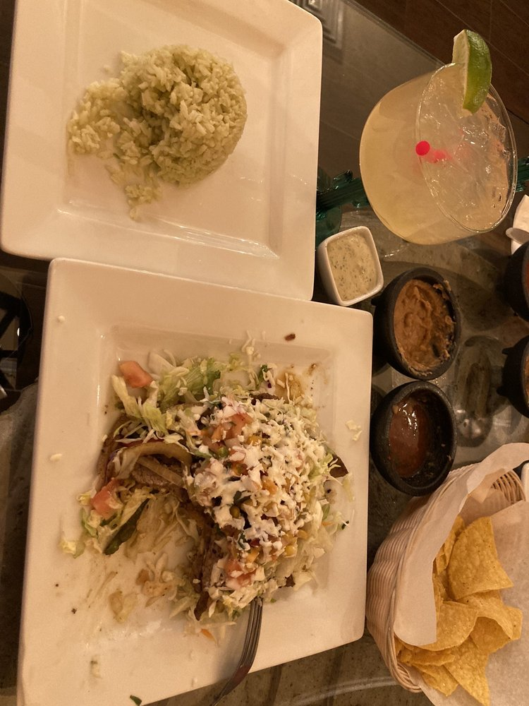 Food from Barrigas Mexican Restaurant
