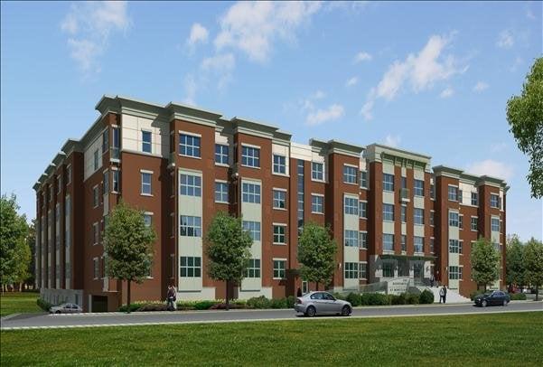 Montclair Residences at Bay Street Station: 11 Pine St, Montclair, NJ