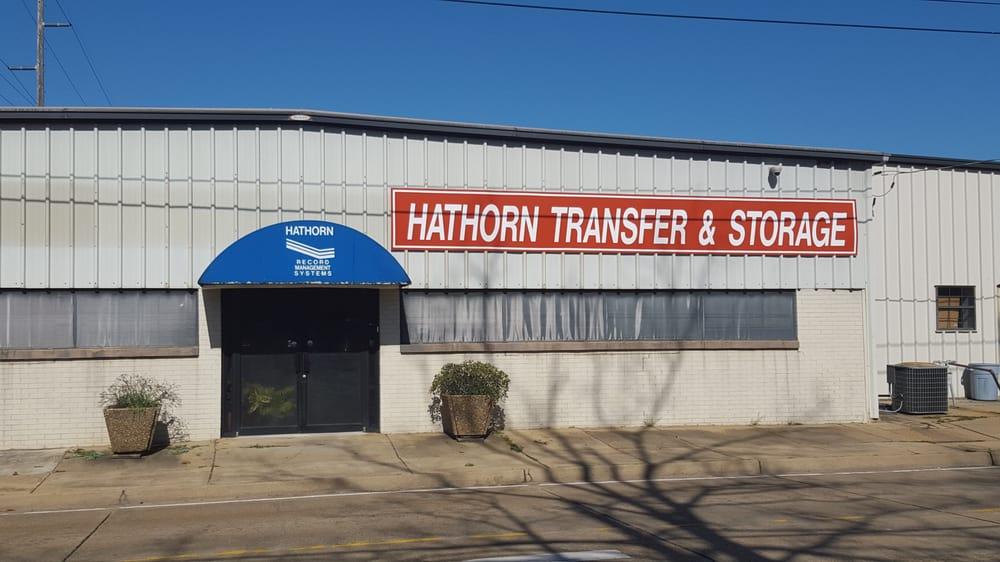 Hathorn Transfer & Storage: 620 Elliott St, Alexandria, LA