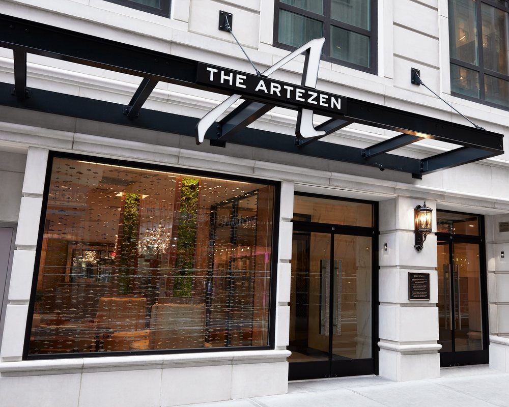 The Artezen Hotel: 24 John St, New York, NY