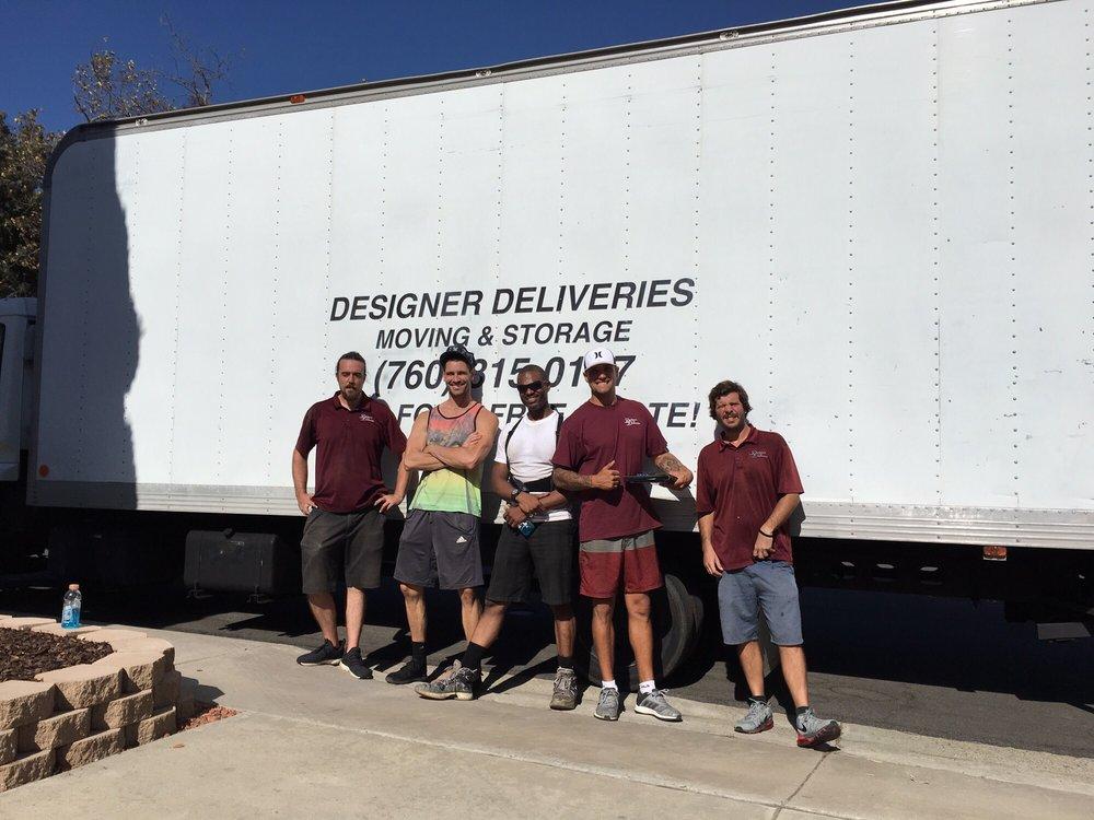 Designer Delivery