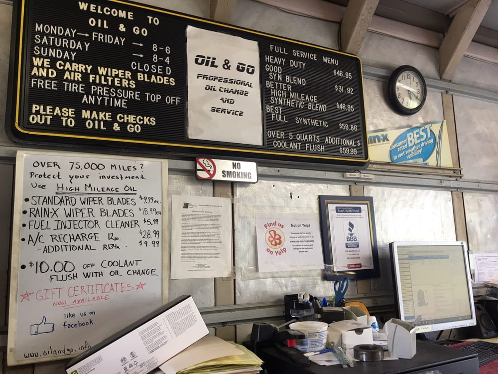 Oil & Go: 2185 Locust St S, Canal Fulton, OH