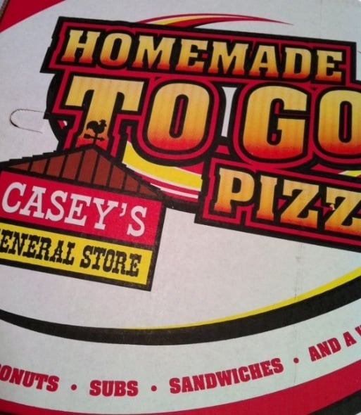 Casey's Carry Out Pizza: 2617 Willis Ave, Perry, IA