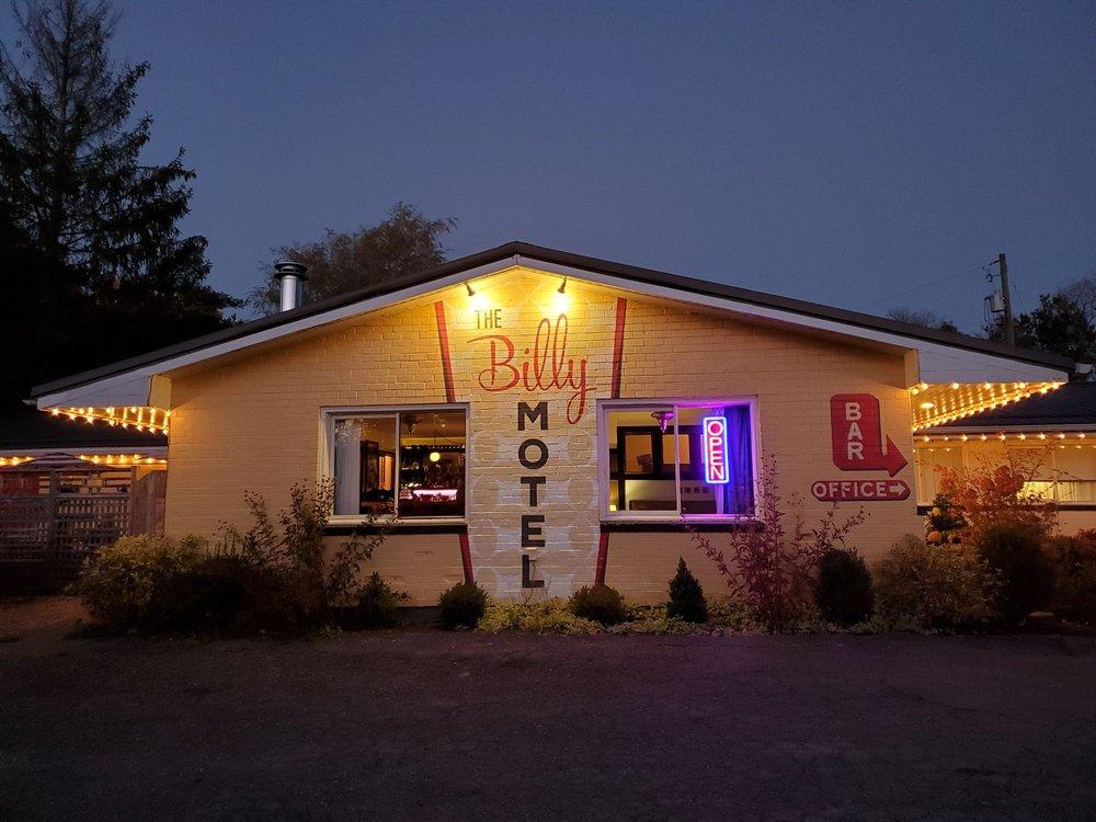The Billy Motel: 1080 William Ave, Davis, WV